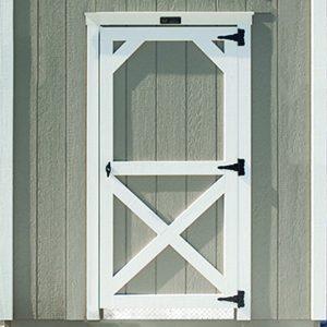 36 Single Barn Door