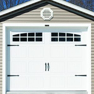 Carriage Style With Summerton Windows
