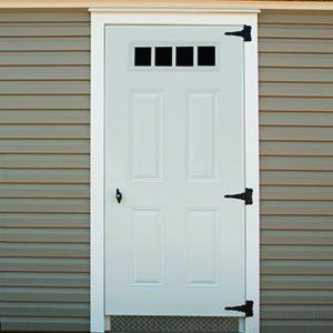 """36"""" Single 4-Lite Door"""