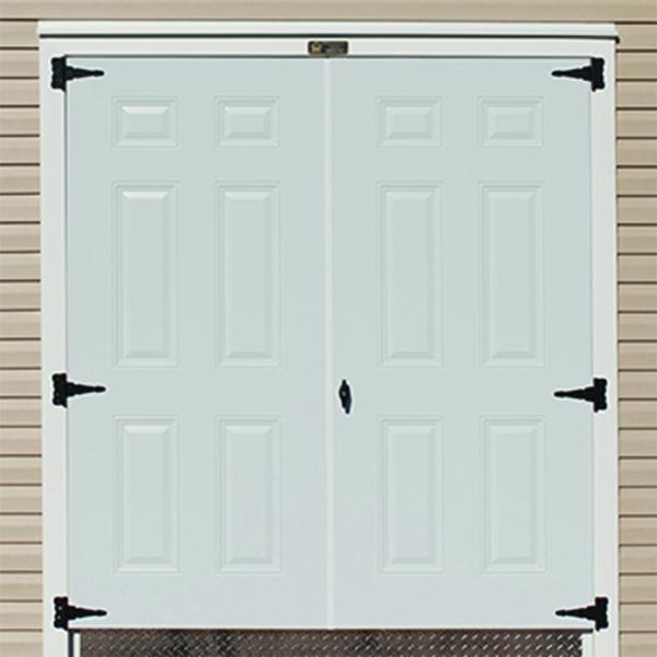 """72"""" Double Door"""
