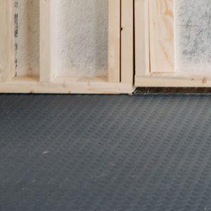 LuxGuard Seamless Rubber Flooring